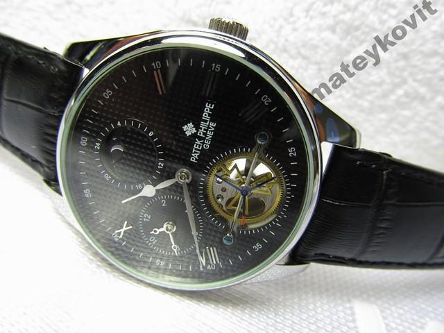 Мужские часы Patek Philippe GENEVE  механика автоподзавод