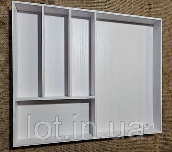 Лоток для столових приладів від 350мм Lot 605. (індивідуальні розміри)
