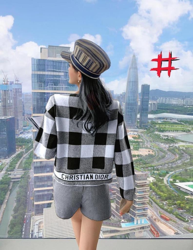 Светр жіночий Christian Dior\жіночий светр, кардіган діор (люкс копія)