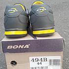 Кроссовки кожаные Bona р.45, фото 4
