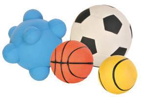 Іграшки з спіненої гуми
