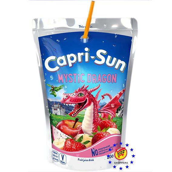 Сок капризон capri-sun mystic dragon 200мл