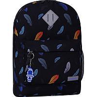 Рюкзак городской с ярким принтом 17 л. G-S на каждый день городской рюкзак, модный рюкзачок, фото 1