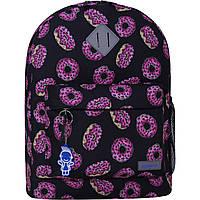 Рюкзак міський з яскравим принтом 17 л. G-S на кожен день міський рюкзак, модний рюкзачок, фото 1