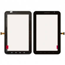 Сенсор (тачскрин) Samsung P1000 Galaxy Tab, P1010 Galaxy Tab черный