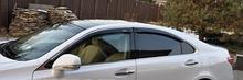 Вітровики Lexus ES VI 2012 Cobra Tuning
