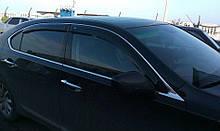 Вітровики Lexus LS IV 2007-2012,2012 Cobra Tuning