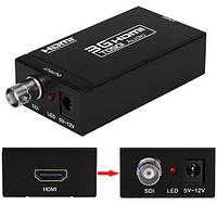 Конвертер HDMI - SDI, видео, аудио, HD-SDI, 3G-SDI, 103784