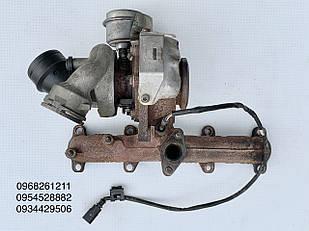 Турбина VW Caddy, Golf, Touran 1.9 BLS турбіна Каді / Гольф / Тоуран 03G255014