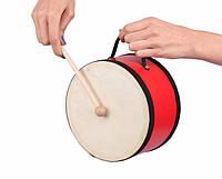 Детский музыкальный инструмент Барабан, Goki,3+, фото 1