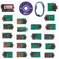 UPA USB V1.3 программатор автомобилей чип-тюнинг EEPROM и 19 адаптеров, 100043