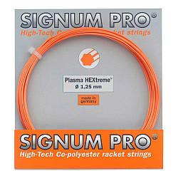 Теннисные струны Signum Pro Plasma HEXtreme 12.2 м Оранжевый 112-0-1, КОД: 1639948
