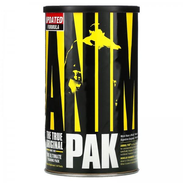 Витамины Animal Pak Universal Nutrition 44 пакета