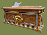 Гробница Рака для святых мощей 3