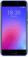 Смартфон Meizu M6 3/32Gb Blue (Global)