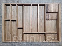 Лоток для столовых приборов от 680мм, Lot k111 (индивидуальные размеры)