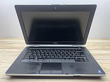 Ноутбук Б/В Dell E6430 14.0 HD+/ i5-3210M 2(4)x 3.1 GHz/ NVS 5200 1gb/ RAM 8Gb/ SSD 120Gb/ АКБ 38Wh/ Упоряд. 7.5