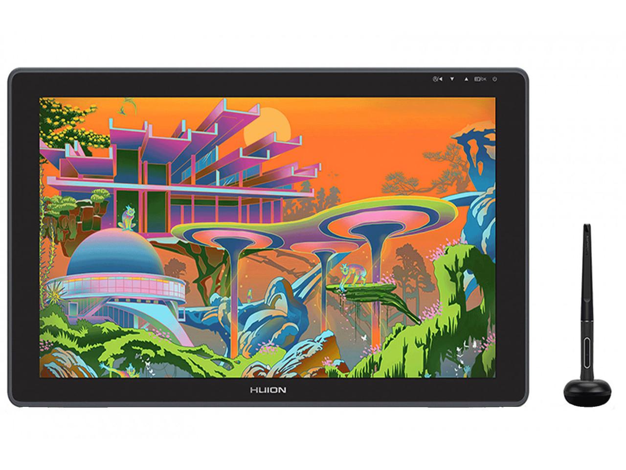 Графічний планшет Huion Kamvas 22 (GS2201)
