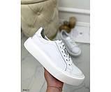 Кеды на шнурках класические, фото 2