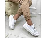 Кеды на шнурках класические, фото 4