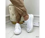 Кеды на шнурках класические, фото 5