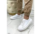 Кеды на шнурках класические, фото 6
