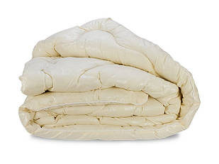 Одеяло Лебяжий пух  полуторное 140х205 см осень-зима Полуторное одеяло