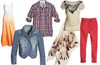 Одежда сток оптом в ассортименте
