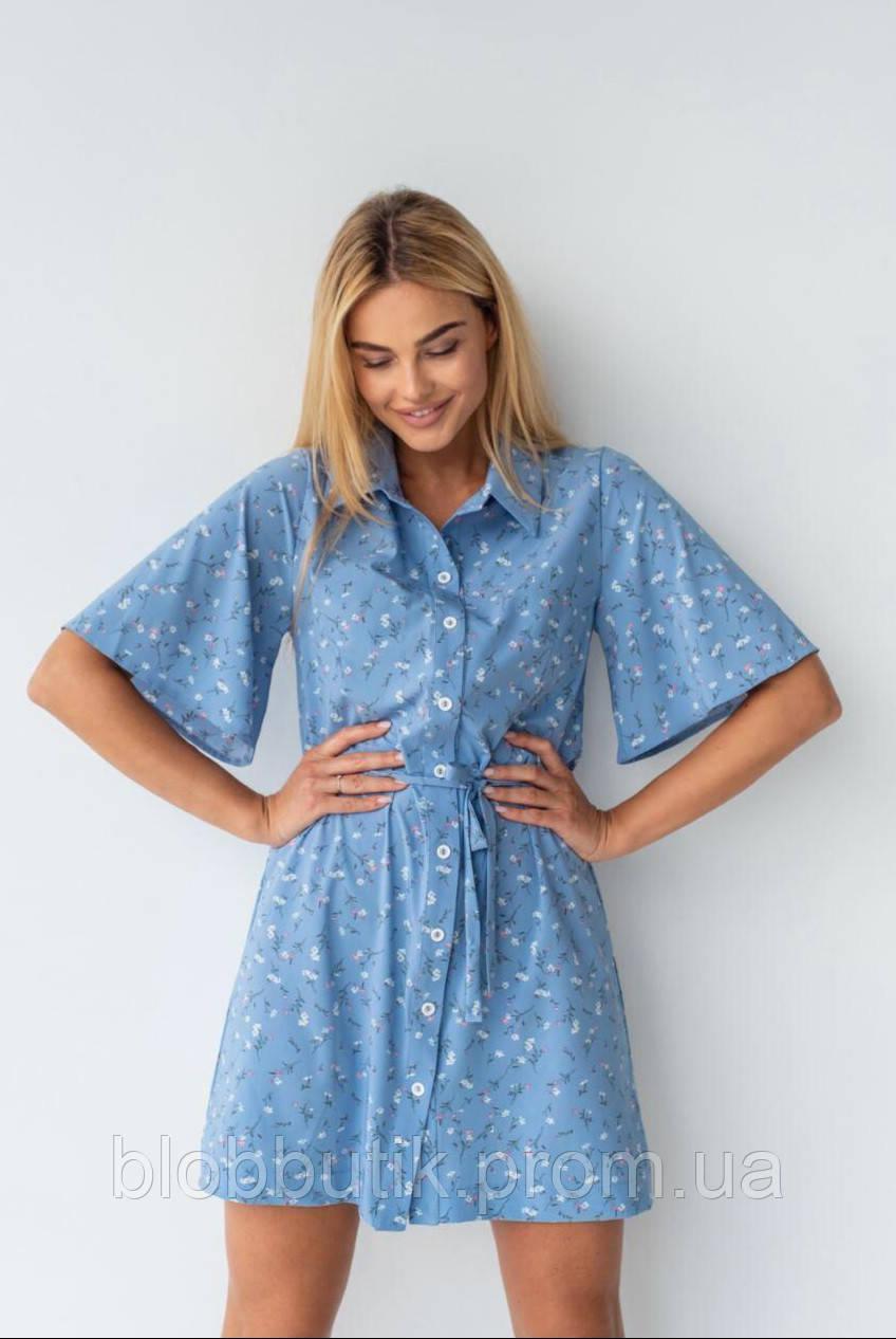 Сукня літня для дівчинки.