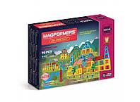 Конструктор магнітний Magformers Село 110 деталей (705002)