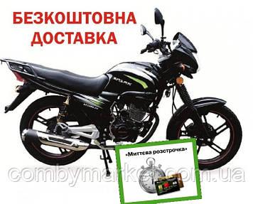 Мотоцикл Spark SP200R-25I черный