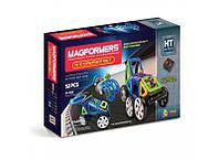 Конструктор Magformers Custom Set, 52 ел. (707003)