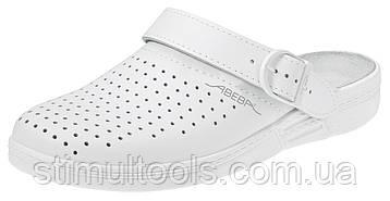 Обувь для медицинских учреждений 36 - 48р / обувь медицинская Abeba (оригинал)