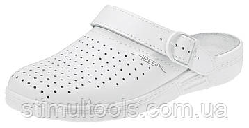 Взуття для медичних установ 36 - 48р / взуття медична Abeba (оригінал)