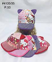 Панамка для девочки в на лето Hello kitty р. 50
