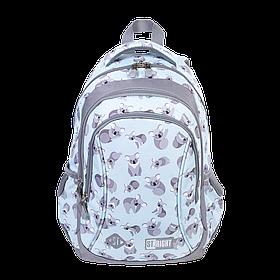 Рюкзак школьный ST.RIGHT BP26 Coala Mint 650 г 39x27x17 см 20 л Бирюзовый