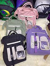 Рюкзак текстильний спортивний/міський!