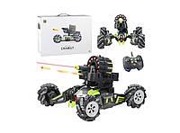 Танк стреляющий боевой Universe Chariot 360° машинка с управлением жестами 503 + пульт управления, фото 1