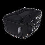 Рюкзак шкільний ST.RIGHT BP26 Prestige Cats 650 г 39x27x17 см 20 л Чорний, фото 2