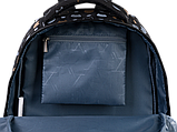 Рюкзак шкільний ST.RIGHT BP26 Prestige Cats 650 г 39x27x17 см 20 л Чорний, фото 4