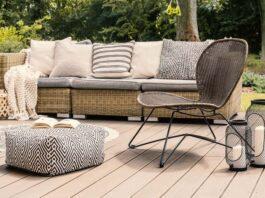 Садовые стулья и диваны
