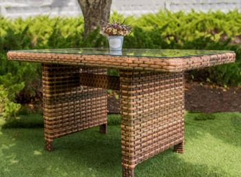 Садовые столы пластиковые