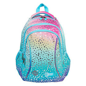 Рюкзак школьный ST.RIGHT BP26 Ombre Mermaid 650 г 39x27x17 см 20 л Разноцветный