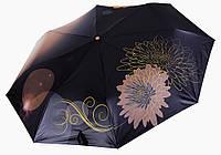 Легкий зонт Три Слона з квітами ( повний автомат ) арт. L3851-1