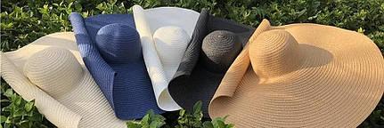 Женские пляжные шляпы − секреты выбора
