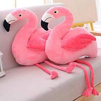 Фламинго мягкая игрушка (розовый) 80см.