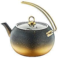 Чайник O.M.S. Collection 8211-M Gold 1.6 л