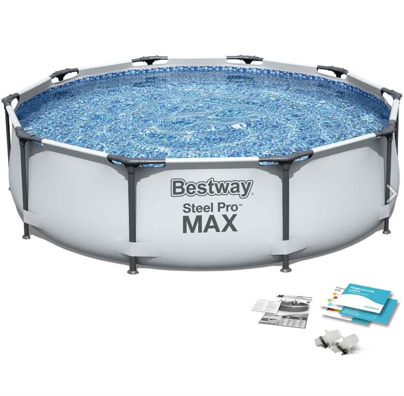 Бассейн BestWay 56406 каркасный 305 х76 см