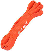 Эспандер-петля LiveUp Latex Loop 208х4.5х0.21 см L Orange LS3650-2080Lo, КОД: 1552529