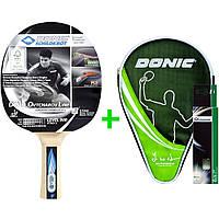 Набор для настольного тенниса Donic Ovtcharov 900 FSC 9479, КОД: 1552721